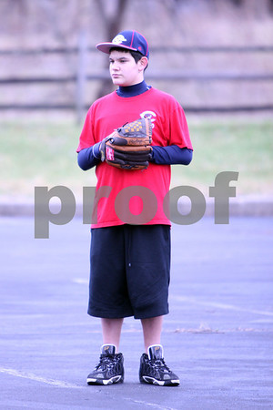 Cincinnati Patriots Baseball 2010